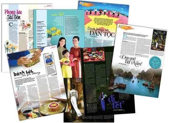Đón đọc Báo Người Lao Động xuân Mậu Tuất 2018 - Ảnh 1.