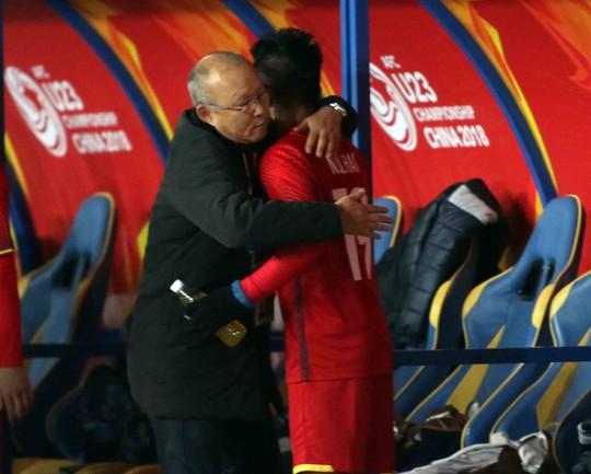 HLV Park Hang Seo chỉ ra 3 yếu tố U23 VN gây sốc U23 Úc - Ảnh 2.