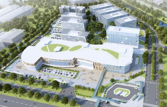 Khởi công xây dựng Tháp Tower 1 tại dự án OneHub Saigon - Ảnh 2.