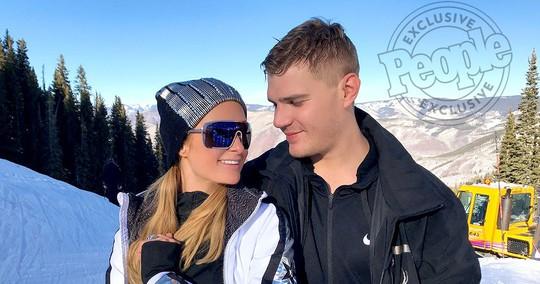 Paris Hilton được cầu hôn với nhẫn 2 triệu USD - Ảnh 1.