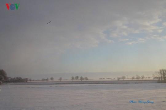 Đẹp nao lòng mùa đông ở Hà Lan - Ảnh 2.