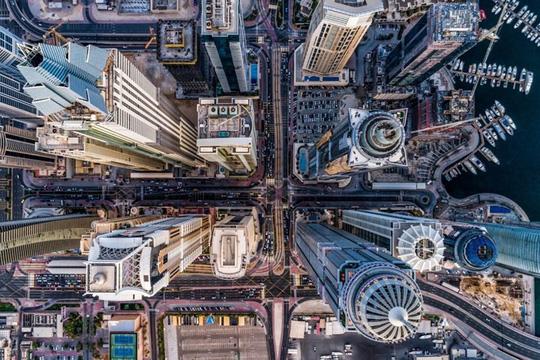 Chiêm ngưỡng 20 bức ảnh chụp từ trên không đẹp nhất năm 2017 - Ảnh 2.