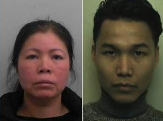 Anh kết án băng nhóm ép người Việt làm việc như nô lệ - Ảnh 1.