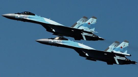 Syria: 7 máy bay Nga bị phá hủy trong vụ pháo kích - Ảnh 1.