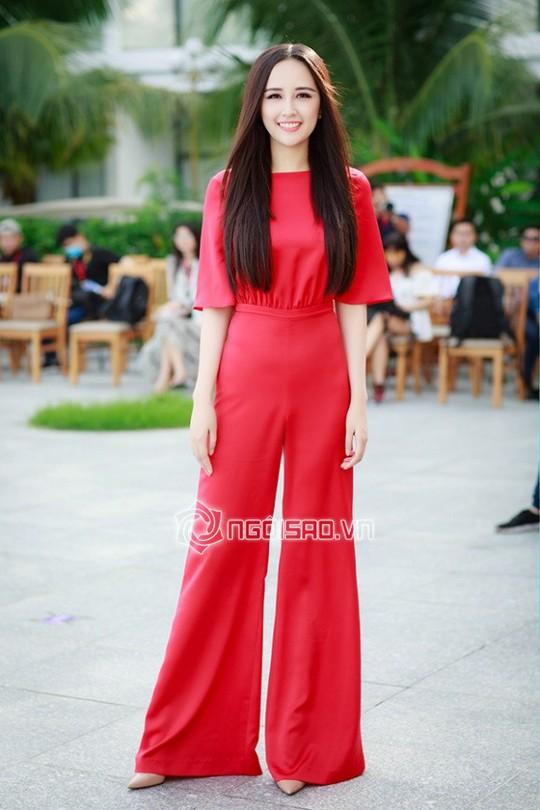 Mai Phương Thúy làm giám khảo Hoa hậu Hoàn vũ Việt Nam 2017 - Ảnh 1.