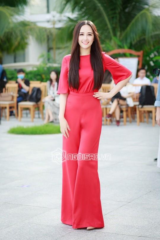 Mai Phương Thúy làm giám khảo Hoa hậu Hoàn vũ Việt Nam 2017 - Ảnh 2.