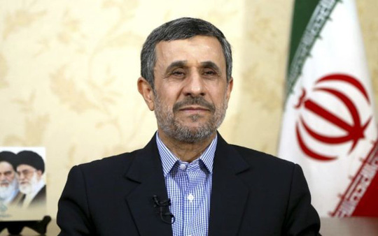 Cựu tổng thống Iran Ahmadinejad bị bắt - Ảnh 1.