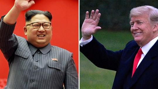 Tổng thống Trump sẵn sàng đối thoại với ông Kim Jong-un - Ảnh 1.