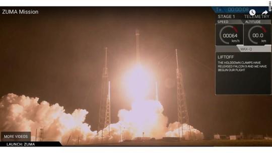 Mỹ phóng tàu vũ trụ bí mật Zuma vào vũ trụ - Ảnh 2.