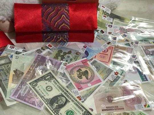 Lì xì tết 2018: Cơn sốt bộ tiền đa quốc gia 28 nước - Ảnh 2.