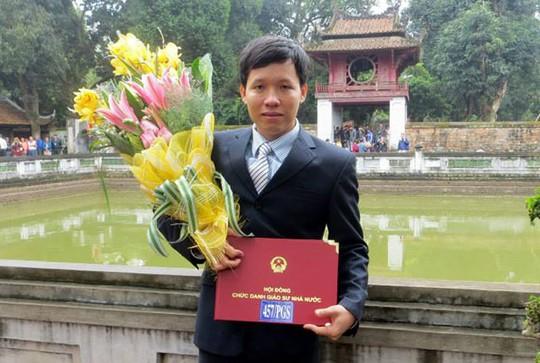 Nhà khoa học của ĐH Duy Tân được bầu vào Hội đồng Khoa học Quỹ Nafosted 2018 - 2020 - Ảnh 1.