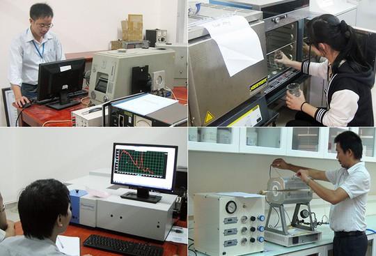 Nhà khoa học của ĐH Duy Tân được bầu vào Hội đồng Khoa học Quỹ Nafosted 2018 - 2020 - Ảnh 2.