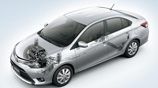 Top 5 mẫu ô tô đang 'gây bão' thị trường Việt - Ảnh 1.