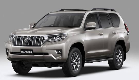 SUV hạng sang Toyota tăng gần 100 triệu, xe Toyota đồng loạt tăng giá - Ảnh 1.