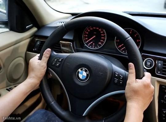 8 quy chuẩn về tư thế ngồi của lái xe - Ảnh 2.