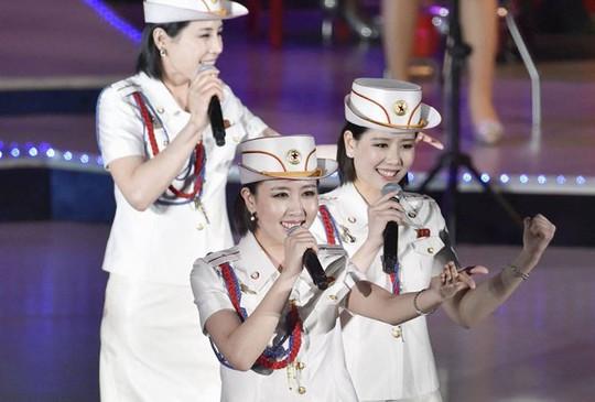 Seoul - Bình Nhưỡng quay lại bàn đám phán vì nhóm nhạc của Triều Tiên - Ảnh 1.