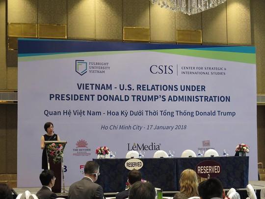 Việt Nam hết sức quan tâm thúc đẩy quan hệ với Hoa Kỳ - Ảnh 1.