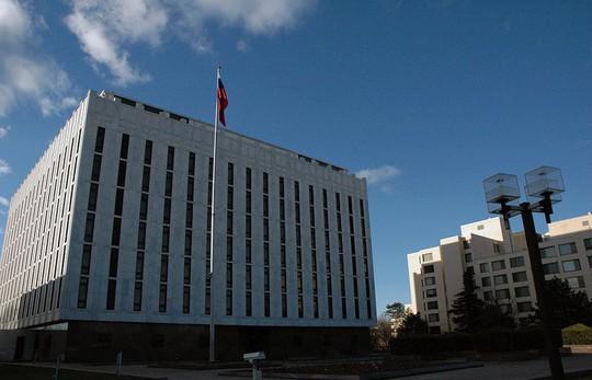 Nga tố Mỹ làm lộ thông tin tài chính giới chức ngoại giao - Ảnh 1.
