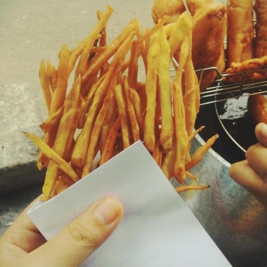 Mùa đông Hà Nội: Nên thử hết những món này - Ảnh 3.