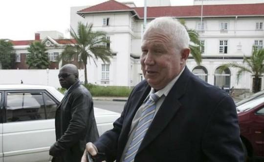 Lãnh đạo đối lập Zimbabwe tử nạn tại Mỹ - Ảnh 1.