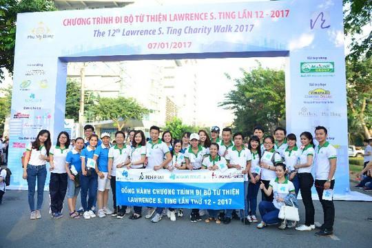 Hòa Bình: 13 năm đồng hành cùng bước chân thiện nguyện Lawrence S.Ting - Ảnh 1.