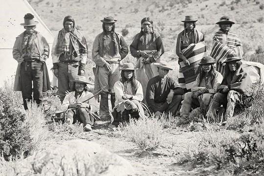 Bất ngờ về cảnh tượng miền Tây nước Mỹ 150 năm về trước - Ảnh 2.