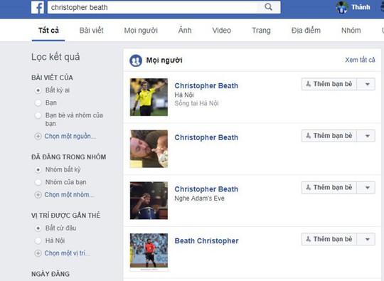 Dân mạng đua nhau lập Facebook giả mạo trọng tài trận U23 Việt Nam - Iraq - Ảnh 1.