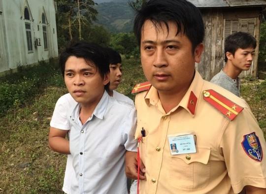 Sự thật bất ngờ về đối tượng bị CSGT Lâm Đồng bắt giữ - Ảnh 1.