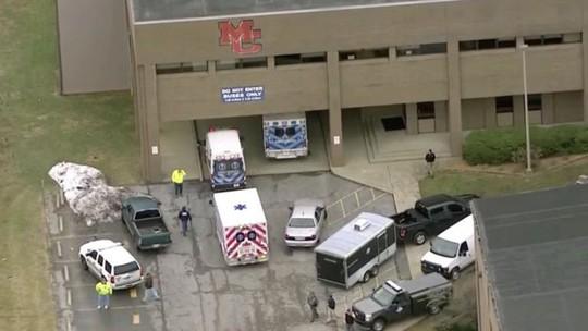 Nam sinh nổ súng bắn chết 2 bạn cùng trường tại Mỹ - Ảnh 2.