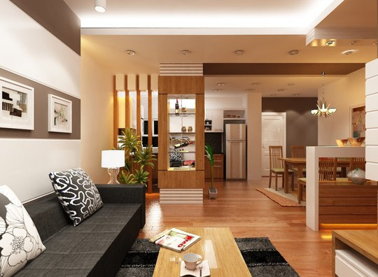 Một số nhược điểm của nhà chung cư và cách khắc phục - Ảnh 1.