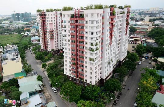 TP HCM cấm cửa căn hộ dưới 45 m2, Bộ Xây dựng nói gì? - Ảnh 1.