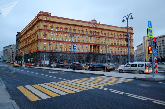 """Chùm ảnh so sánh thủ đô Moscow """"100 năm: ngày ấy - bây giờ"""" - Ảnh 12."""