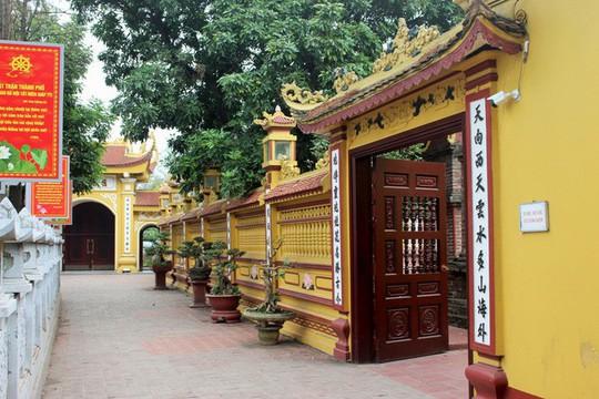 Cận cảnh ngôi chùa đẹp bậc nhất thế giới ở Hà Nội - Ảnh 12.