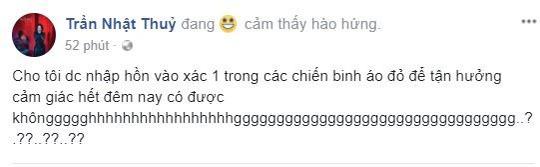 Sao Việt vỡ òa cùng chiến thắng của U23 Việt Nam - Ảnh 12.