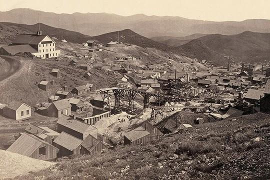 Bất ngờ về cảnh tượng miền Tây nước Mỹ 150 năm về trước - Ảnh 13.