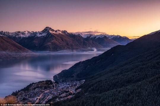 Đứng tim với cảnh đẹp mê hồn khắp thế giới - Ảnh 13.