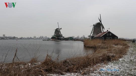 Đẹp nao lòng mùa đông ở Hà Lan - Ảnh 14.