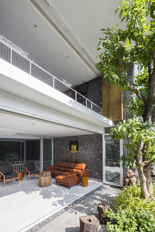 Ngôi nhà đẹp ở Nha Trang lên trang nhất báo Tây - Ảnh 14.