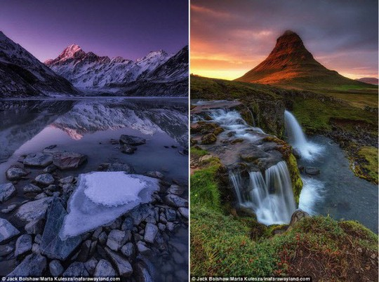 Đứng tim với cảnh đẹp mê hồn khắp thế giới - Ảnh 14.