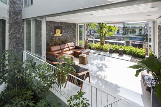 Ngôi nhà đẹp ở Nha Trang lên trang nhất báo Tây - Ảnh 15.