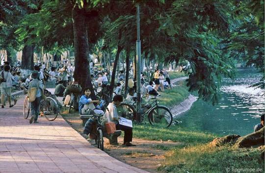 Thú vị diện mạo Hồ Gươm hơn 1 thế kỷ trước - Ảnh 16.