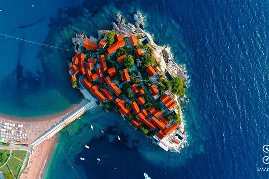 Chiêm ngưỡng 20 bức ảnh chụp từ trên không đẹp nhất năm 2017 - Ảnh 20.