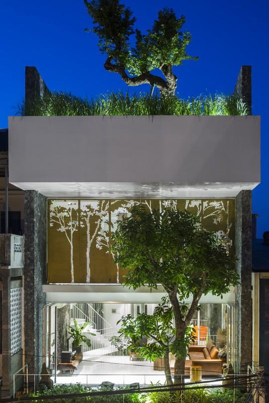 Ngôi nhà đẹp ở Nha Trang lên trang nhất báo Tây - Ảnh 20.