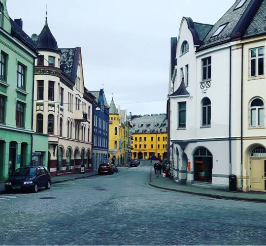 25 đường phố đẹp và đáng sống nhất thế giới - Ảnh 3.
