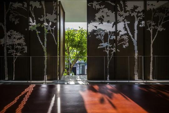 Ngôi nhà đẹp ở Nha Trang lên trang nhất báo Tây - Ảnh 3.
