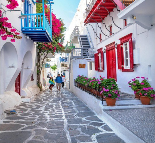 25 đường phố đẹp và đáng sống nhất thế giới - Ảnh 22.