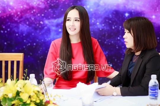 Mai Phương Thúy làm giám khảo Hoa hậu Hoàn vũ Việt Nam 2017 - Ảnh 4.