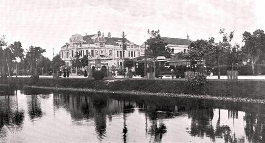 Thú vị diện mạo Hồ Gươm hơn 1 thế kỷ trước - Ảnh 4.