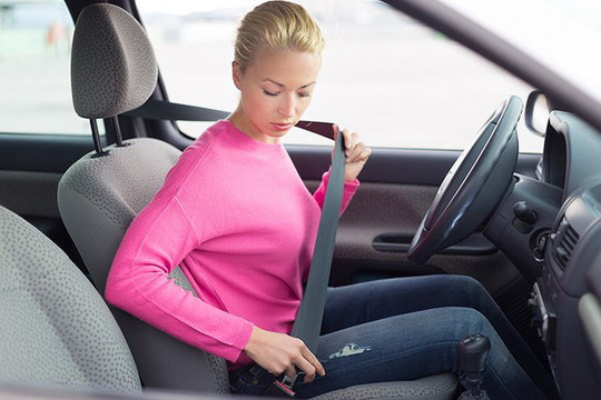 8 quy chuẩn về tư thế ngồi của lái xe - Ảnh 4.
