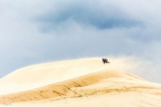 """Check in """"ốc đảo xanh giữa lòng sa mạc"""" đang gây sốt ở Bình Thuận - Ảnh 4."""